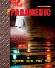 Cover of: The Paramedic | Will Chapleau