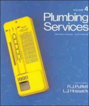 Cover of: Plumbing Services | R.J. Puffett