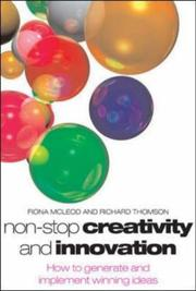 Cover of: Non-Stop Creativity and Innovation | Fiona McLeod