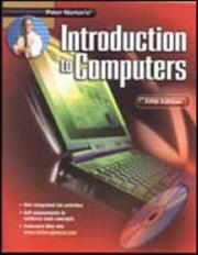 Cover of: Peter Norton's Introduction To Computers Fifth Edition Student Edition with Electronic Workbook CD-ROM