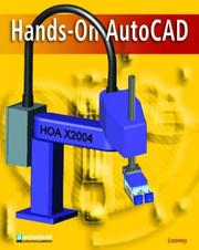 Cover of: Hands-On AutoCAD | Glencoe McGraw-Hill