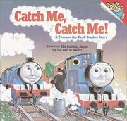 Cover of: Catch Me, Catch Me! (A Random House Pictureboard)