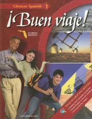 Cover of: Glencoe Spanish 1 | Conrad J. Schmitt
