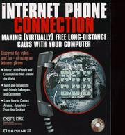 Cover of: Internet Phone Connections