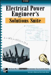 Cover of: Electrical Engineer's Solutions Suite