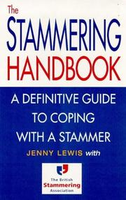 Cover of: Definitive Guide to Coping with a Stammer