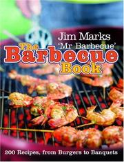 Cover of: The Barbecue Book | Jim Marks