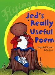 Cover of: Jed's Really Useful Poem (Flying Foxes)