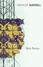 Cover of: Mary Barton (Vintage Classic)