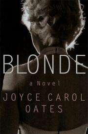 Cover of: Blonde: A Novel