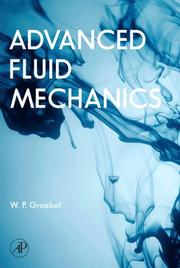 Cover of: Advanced Fluid Mechanics