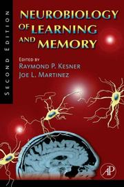 Cover of: Neurobiology of Learning and Memory, Second Edition |
