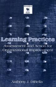 Cover of: Learning Practices