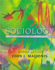 Sociology by John J. Macionis