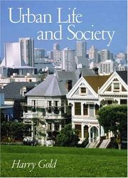 Cover of: Urban Life and Society