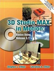 Cover of: 3D Studio MAX in Motion | Stephen J. Ethier