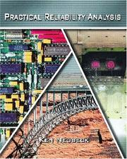 Cover of: Practical Reliability Analysis | Ken Neubeck