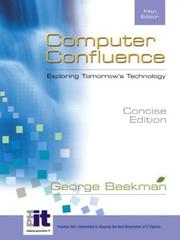 Cover of: Computer Confluence Concise Edition and CD