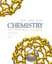 Cover of: Chemistry | Theodore L. Brown
