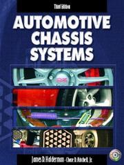 Cover of: Automotive Chassis System & Lab Manual Worktext & CD Pkg.