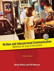 Written and Interpersonal Communication (4th Edition)