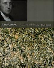 Cover of: American Art | David Bjelajac
