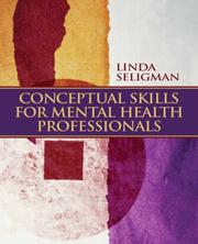 Cover of: Conceptual Skills for Mental Health Professionals