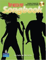 Cover of: Top notch pop songbook