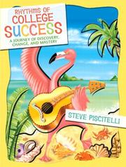 Cover of: Rhythms of College Success | Steve Piscitelli