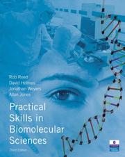 Cover of: Practical Skills in Biomolecular Sciences (Practical Skills) | Rob Reed