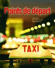 Cover of: Points de départ (MyFrenchLab Series)