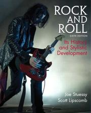 Cover of: Rock and Roll | Clarence Stuessy