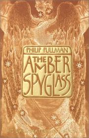 Cover of: The Amber Spyglass (His Dark Materials, Book 3)