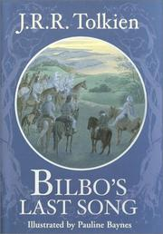 Bilbo's Last Song by J. R. R. Tolkien