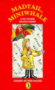 Cover of: Madtail Miniwhale & Other Shape (Puffin Books) |