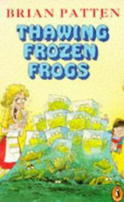 Cover of: Thawing Frozen Frogs