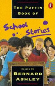 Cover of: Puffin Bk of School Stories