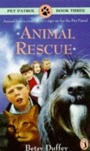 Cover of: Animal Rescue (Pet Patrol)