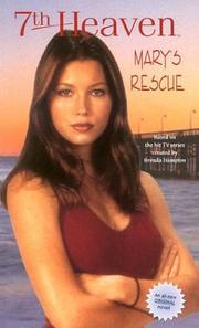 Cover of: Mary's rescue