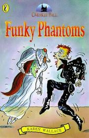 Cover of: Creakie Hall -  Funky Phantoms (Creakie Hall)