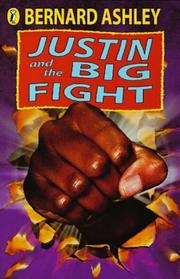 Cover of: Justin and the Big Fight