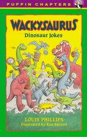 Cover of: Wackysaurus