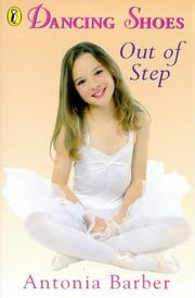 Cover of: Out of Step (Dancing Shoes, No 4)