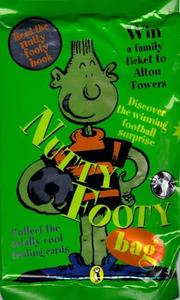 Cover of: Nutty Footy Bag | Chatterton