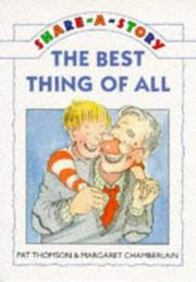 Cover of: Best Thing of All | Pat Thomson