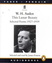 Cover of: This Lunar Beauty