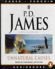 Cover of: Unnatural Causes