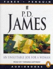 Cover of: An Unsuitable Job for a Woman