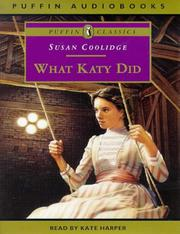 Cover of: What Katy Did