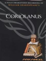 Cover of: Coriolanus |